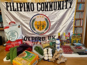 New Filipino Arrivals in Oxford 06-12-2020